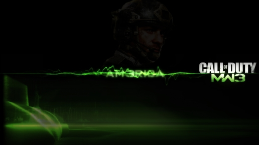America Call of Duty MW3