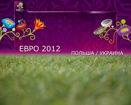 Football Field of Euro 2012