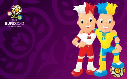 Pink Official UEFA Euro 2012 HD