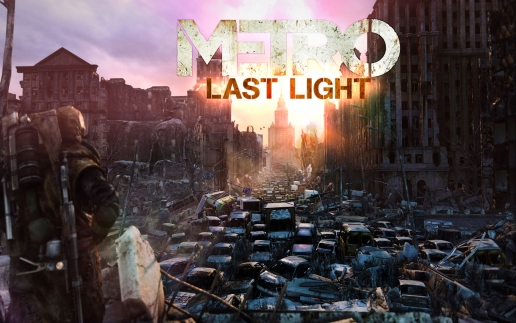 Dead City from Metro Last Light HD