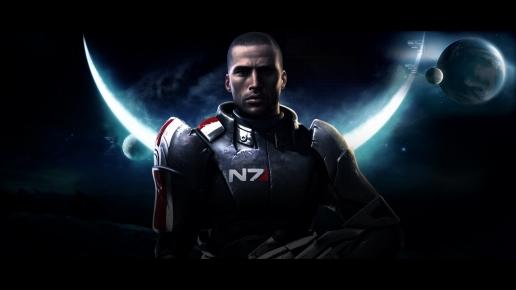 Mass Effect 2 Shepard
