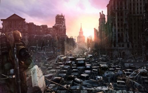 Last Light in the Dead City