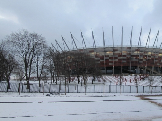 Poland Stadium for Euro 2012