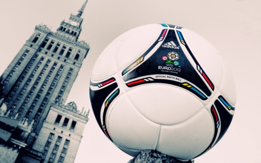 Euro 2012 Football Ukraine and Poland