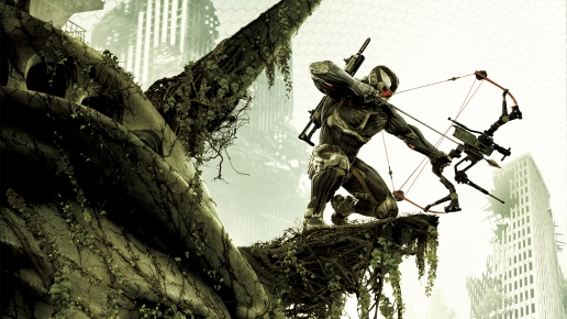 I Kill You Bitch Crysis 3 Hunter with Arbalet