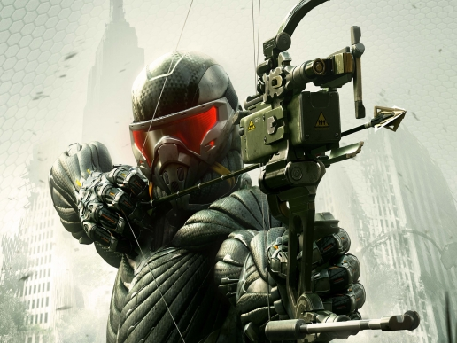 Prophet with Arbalet Crysis 3 I Kill You Bitch