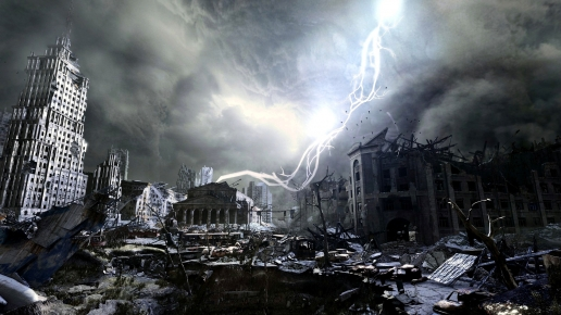 Metro Last Light Dead City