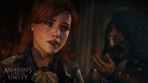 Girl Protagonist Assassins Creed Unity