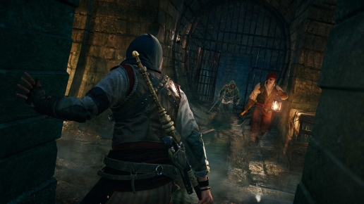 Basement Assassins Creed Unity