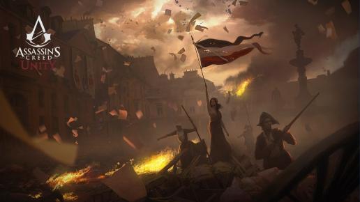 Revolution Assassins Creed Unity