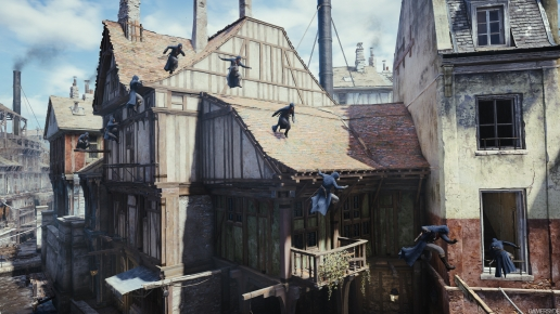 Run Assassins Creed Unity