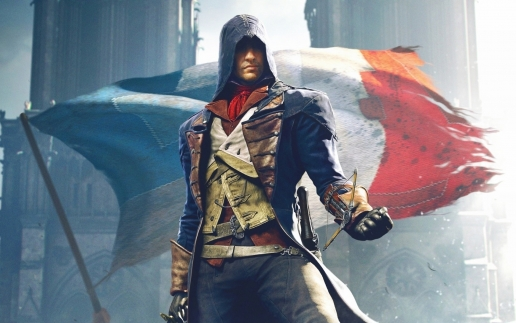 Protagonist Assassins Creed Unity