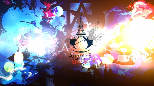 Abstract Assasin Assassins Creed Unity