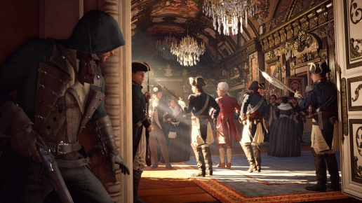 Ceremony Assasin Assassins Creed Unity