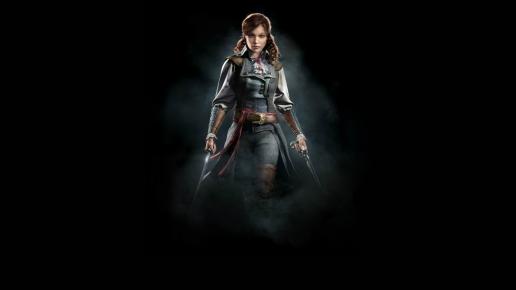 Girl Assassins Creed Unity